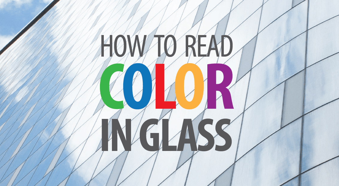 How to Read Color in Glass